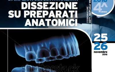 Dissection Course on Anatomical materials