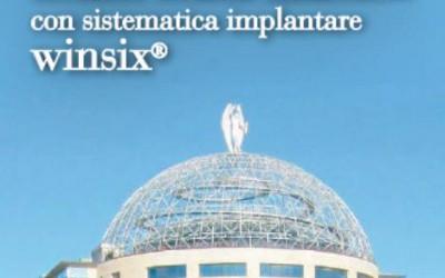 Corso di Implantoprotesi su carico immediato mediante tecniche mininvasive con sistematica implantare WINSIX