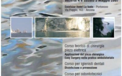 CONVEGNO NAZIONALE 4-5/05/2007