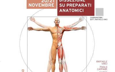 ADVANCED IMPLANT TRAINING: dissection on specimen from human bodies