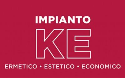 IMPIANTO WINSIX  KE:  Ermetico - Estetico - Economico
