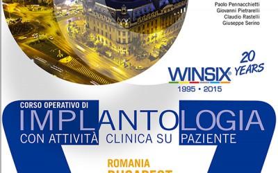 Corso Operativo di Implantologia con attività Clinica su Paziente