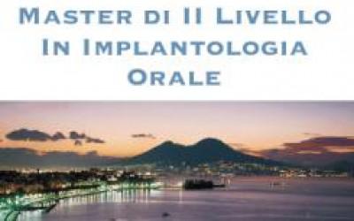 Master di II Livello in Implantologia Orale