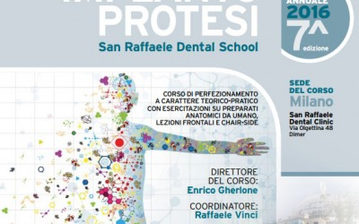 Postgraduate in Implantology and prosthodontics 2016